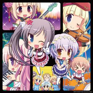 CD 石田燿子(Mizuho)、榊原ゆい、Ceui 他 / 絢爛クラリティ[Side Connection Music]《取り寄せ※暫定》
