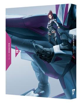 BD マクロスΔ 03 特装限定版 (Blu-ray Disc)[バンダイビジュアル]《在庫切れ》
