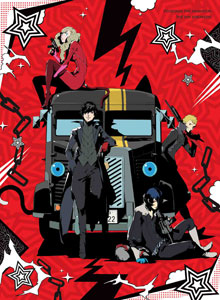 DVD PERSONA5 The Animation - THE DAY BREAKERS - 完全生産限定版[アニプレックス]《在庫切れ》