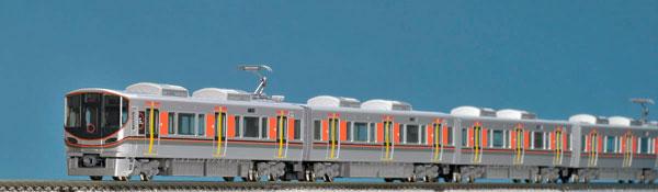 98230 JR 323系通勤電車(大阪環状線)基本セット(3両)(再販)[TOMIX]《取り寄せ※暫定》