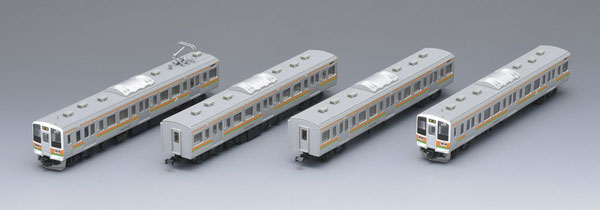 98236 JR 211 3000系(高崎車両センター・4両編成)セット(4両)[TOMIX]《在庫切れ》