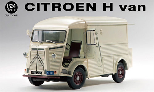 1/24 Citroen H van[EBBRO]《在庫切れ》