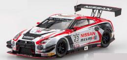 NISSAN GT-R NISMO GT3 Blancpain Endurance Series 2015 Champion No.23[EBBRO]《在庫切れ》