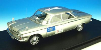 1/18 ウルトラマン SSSP 科学特捜隊 専用車[AMIE]【送料無料】《在庫切れ》
