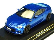1/43 スバル BRZ STI tS 2013 M・ブルー[First43]《在庫切れ》