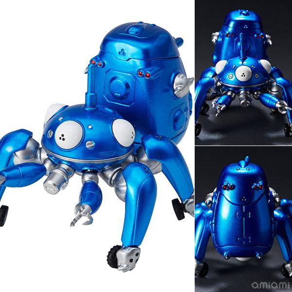 攻殻機動隊S.A.C. タチコマ ダイキャスト コレクション 01タチコマ ブルー[ユニオンクリエイティブ]《在庫切れ》