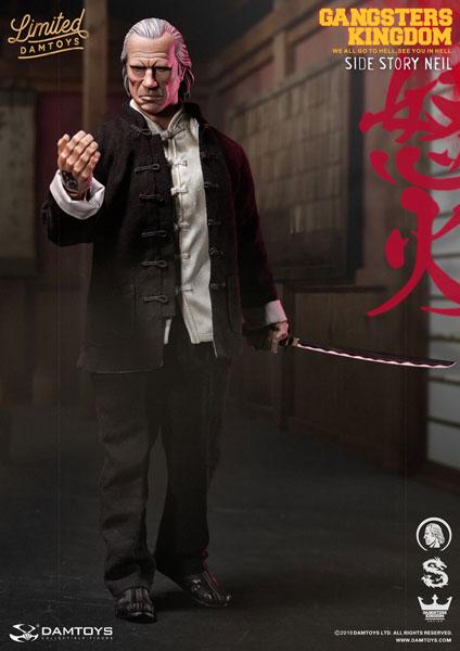 1/6 オリジナルシリーズ ギャングスターズ・キングダム サイドストーリー ニール CICF2016限定