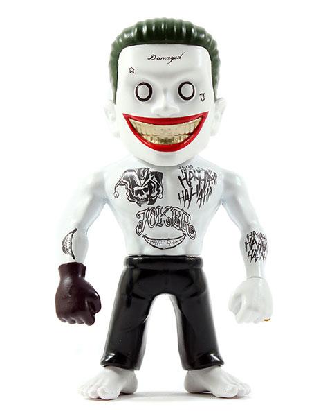 メタルズ ダイキャスト/ スーサイド・スクワッド: ジョーカー 4インチ フィギュア オルタネイティブ ver[Jada Toys]《在庫切れ》