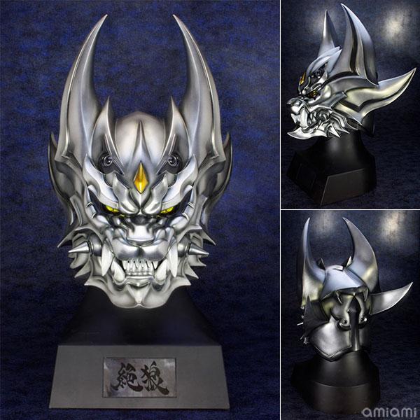 牙狼〈GARO〉プロップシリーズ 1/1 銀牙騎士ゼロ ヘッドモデル[アートストーム]【同梱不可】【送料無料】《在庫切れ》
