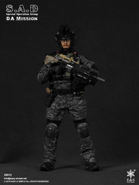 1/6 S.A.D特殊作戦グループ (ES-26012)