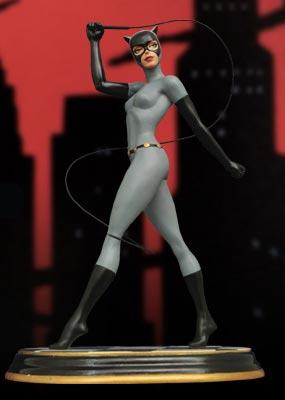 『バットマン アニメイテッド』スタチュー プレミアコレクション キャットウーマン