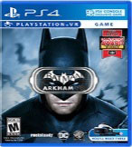 PS4 北米版  [PSVR] Batman Arkham VR[ワーナー・ブラザーズ・スタジオ・ストア・ジャパン]《在庫切れ》