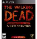 PS3 北米版 The Walking Dead The Telltale Series A New Frontier[Telltale Games]《在庫切れ》