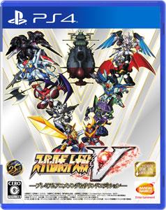 【特典】PS4 スーパーロボット大戦V -プレミアムアニメソング&サウンドエディション-[バンダイナムコ]【送料無料】《在庫切れ》