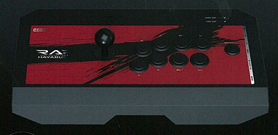 PS4/PS3/PC用 リアルアーケードPro.V HAYABUSA ヘッドセット端子付(再販)[ホリ]【送料無料】《取り寄せ※暫定》