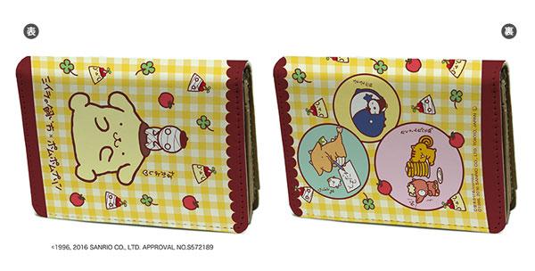 キャラケース「ミイラの飼い方×ポムポムプリン」01/コラボイラスト01[A3]《在庫切れ》