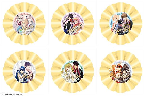 アイ★チュウ バースデーロゼットコレクション 1~6月 6個入りBOX[アトリエ・マギ]《在庫切れ》