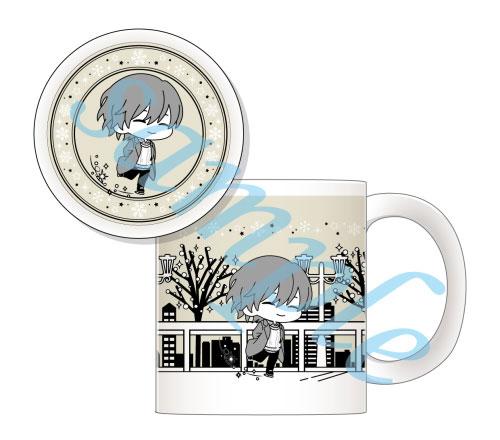 新テニスの王子様-Winter Collection- マグカップ 不二周助[ソル・インターナショナル]《在庫切れ》