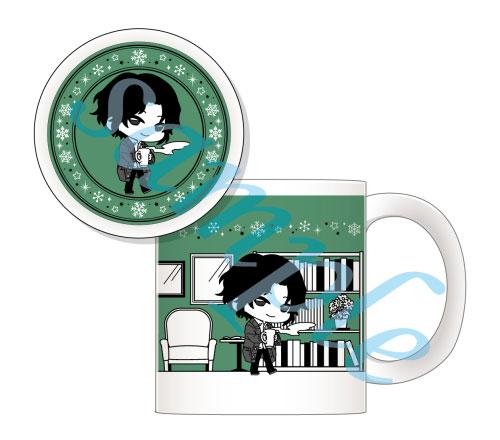 新テニスの王子様-Winter Collection- マグカップ 幸村精市[ソル・インターナショナル]《在庫切れ》