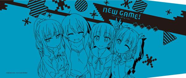 NEW GAME! ブックカバー B[ストーム]《在庫切れ》