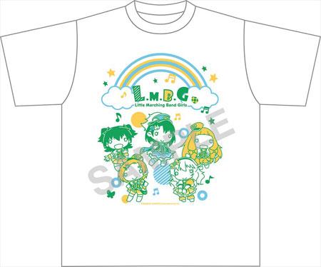 ちまドル アイドルマスター シンデレラガールズ Tシャツ LMBG[Gift]《在庫切れ》