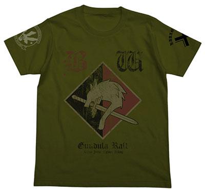 ブレイブウィッチーズ ラル パーソナルマークTシャツ/モス-L(再販)[コスパ]《10月予約》