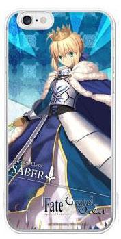 『Fate/Grand Order』イージーハードケース 第二弾(iPhone6s/6対応) アルトリア・ペンドラゴン[キャラモード]《在庫切れ》