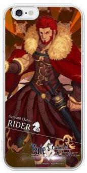 『Fate/Grand Order』イージーハードケース 第二弾(iPhone6s/6対応) イスカンダル[キャラモード]《在庫切れ》