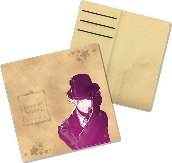 うたの☆プリンスさまっ♪ プレミアムチケットファイル I/黒崎蘭丸(再販)[プレイフルマインドカンパニー]《在庫切れ》