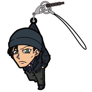 名探偵コナン 赤井秀一 つままれストラップ(再販)[コスパ]《09月予約》