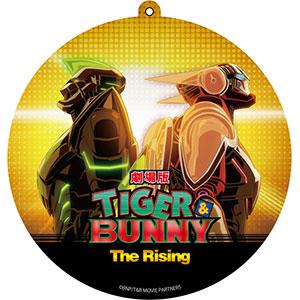 劇場版 TIGER & BUNNY -The Rising- デカクリーナー アニメ・キャラクターグッズ新作情報・予約開始速報