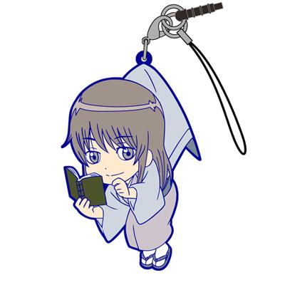 銀魂゜ 吉田松陽つままれストラップ(再販)[コスパ]《在庫切れ》
