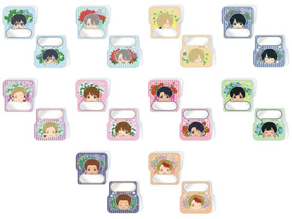 『ユーリ!!! on ICE』ふきだしメモクリップスタンド 第一弾 10パック入りBOX[amie]【送料無料】《在庫切れ》