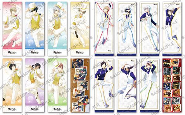 夢色キャスト ポス×ポスコレクション 8個入りBOX[KADOKAWA]《在庫切れ》
