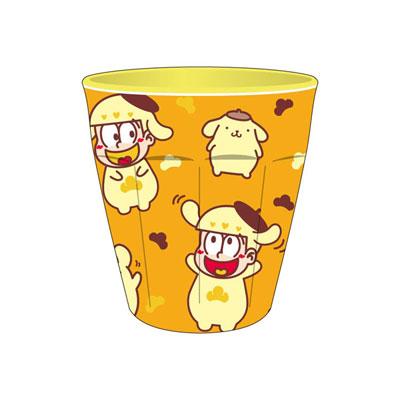おそ松さん×サンリオ メラミンカップ十四松×ポムポムプリン[ティーズファクトリー]《在庫切れ》
