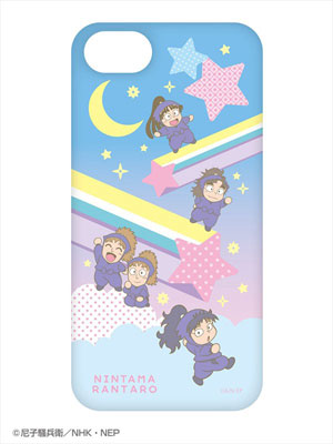 忍たま乱太郎 iPhone6、7 共通ケース 5年生[アトリエ・マギ]《在庫切れ》