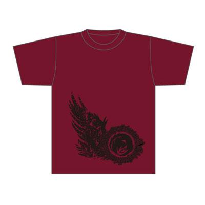 SHOW BY ROCK!! ツアーイメージTシャツ (E)クロウ[ACOS]《在庫切れ》
