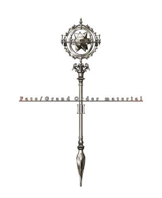 Fate/Grand Order material III (書籍)