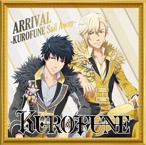 CD KUROFUNE / 2.5次元アイドル応援プロジェクト『ドリフェス!』 「ARRIVAL-KUROFUNE Sail Away-/君はミ・アモール」[ランティス]《取り寄せ※暫定》