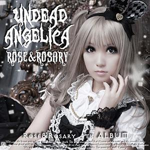 CD Rose&Rosary / Rose&Rosary 4thアルバム『アンデッド・アンジェリカ』[Moemix Label]《取り寄せ※暫定》