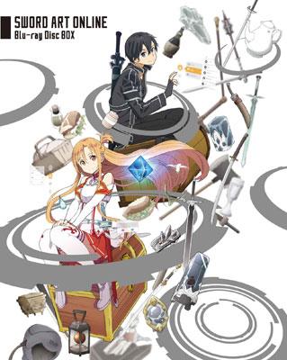 BD ソードアート・オンライン Blu-ray Disc BOX 完全生産限定版[アニプレックス]【送料無料】《在庫切れ》
