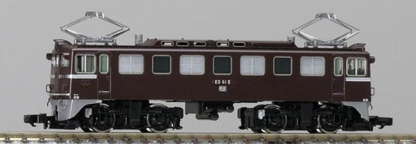 9169 国鉄 ED61形電気機関車(茶色)[TOMIX]《取り寄せ※暫定》