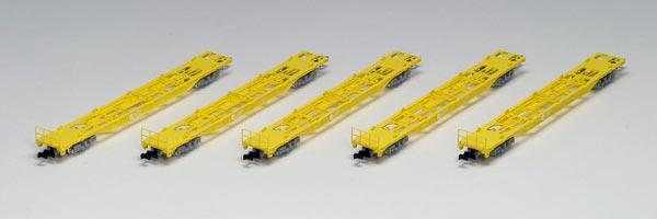 98234 JR コキ110形貨車(コンテナなし)セット(5両)[TOMIX]《在庫切れ》
