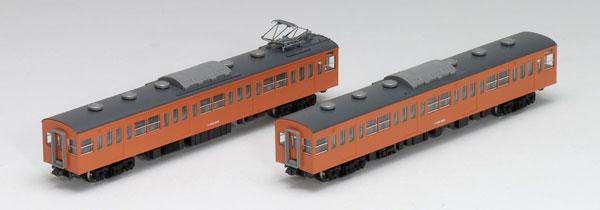 98239 103系通勤電車(ユニットサッシ・オレンジ)増結セット (2両)[TOMIX]《在庫切れ》