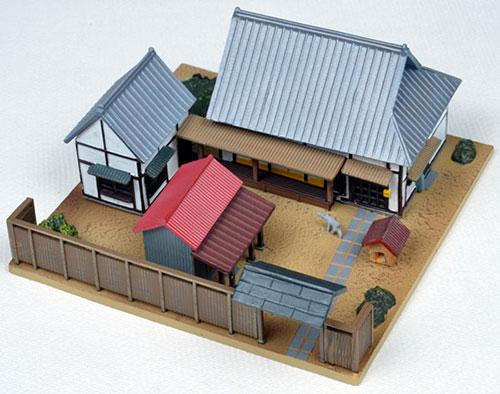 建物コレクション 002-3 農家B3[トミーテック]《在庫切れ》