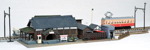 建物コレクション 073-3 駅前セット3[トミーテック]《取り寄せ※暫定》
