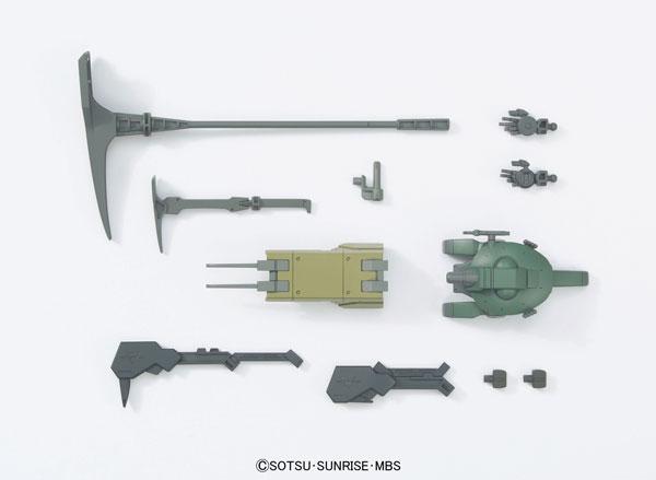 HG 1/144 MSオプションセット8 & SAUモビルワーカー プラモデル 『機動戦士ガンダム 鉄血のオルフェンズ』より[バンダイ]《発売済・在庫品》