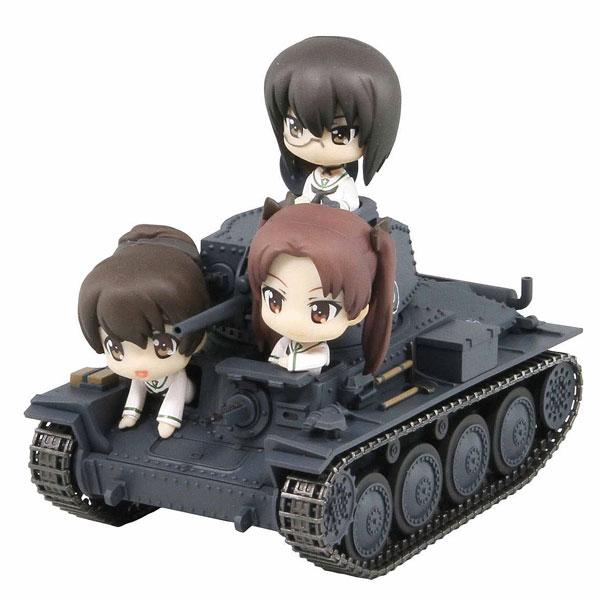 38(t)戦車B/C型 エンディングVer.全国大会時 完成品[ピットロード]《在庫切れ》