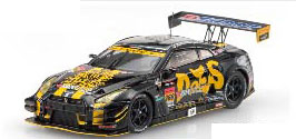 1/43 RUNUP Group&DOES GT-R SUPER GT GT300 2016 No.360[EBBRO]《在庫切れ》