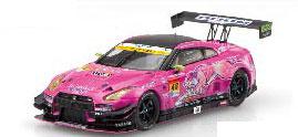 1/43 DIJON Racing GT-R SUPER GT GT300 2016 No.48[EBBRO]《在庫切れ》